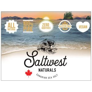 Saltwest shelf talker