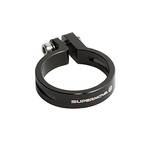 Sn32 27.2mm black seatpost clamp