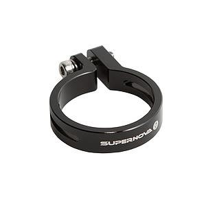 Sn32 27.2mm black seatpost clamp
