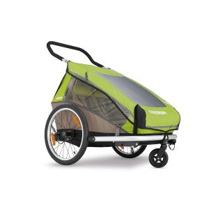 Croozer rain cover two seater kid