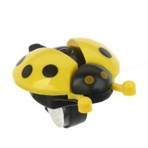 Bell35y yellow ladybird