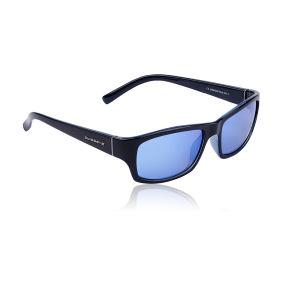 Se14367 street shiny black   crystal blue