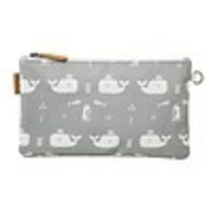 Fresk toiletry bag whale dawn grey