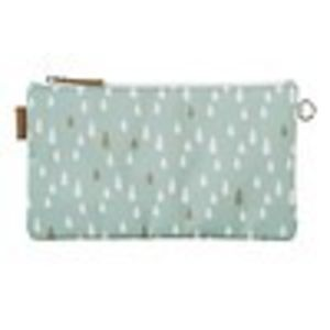 Fresk toiletry bag drops blue