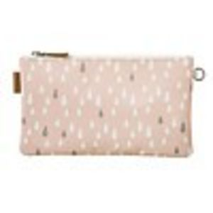 Fresk toiletry bag drops pink