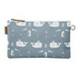 Fresk toiletry bag whale blue fog