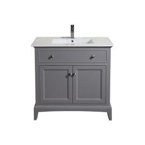 Hanover 36 vanity spanish gray combo lg