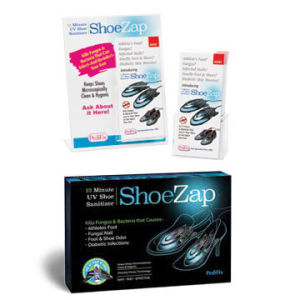 Shoezap display