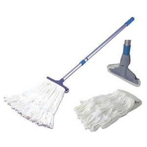 Edgless mop large
