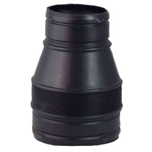 Reducer black plastic