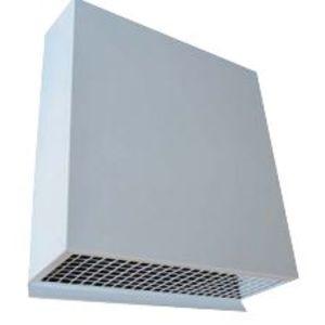 External wall fan