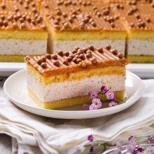Salted caramel cake 1800g 16 slices 1582774019