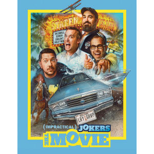 Impractical jokers the movie 2020 movie poster 1586102218
