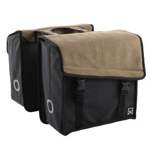 Bicycle double pannier  1  1589274886