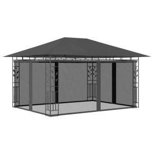 VidaXL Party Tent, 8x4 m, Blue