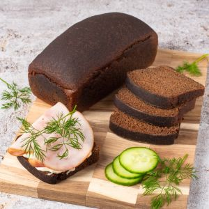 Bo black bread 400g 1616450317