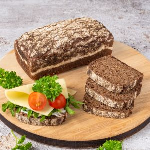 Bo yeast free tin bread 410g cut 1616450382