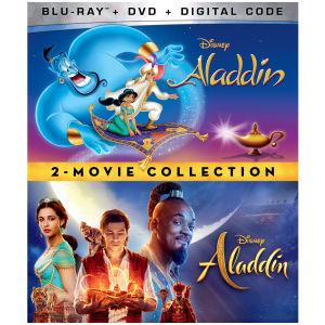 Aladdin 2 movie coll 1620067462