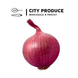City produce red onions 1631574012