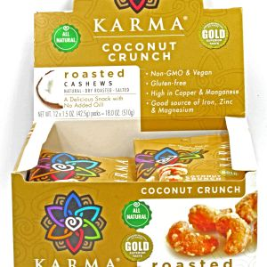 Original karma coconut crunch retail box 1592343379