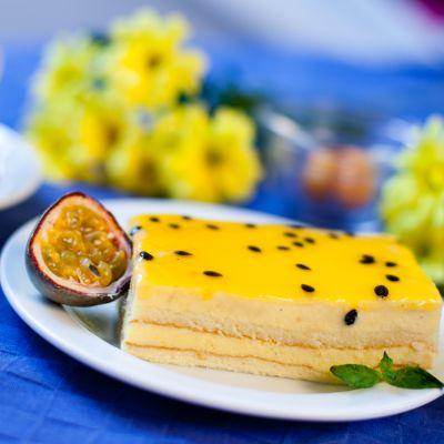 Passion fruit cake 1582818444