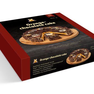 Orange chocolate cake 950g 1582877719