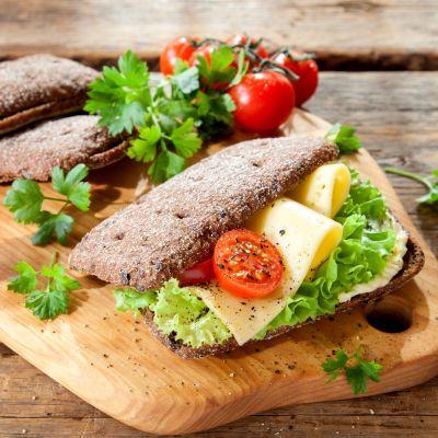 Rye crust bread 55g 1583268563