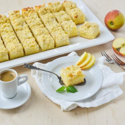 Apple vanilla cake 1400g 32pcs 1596551634