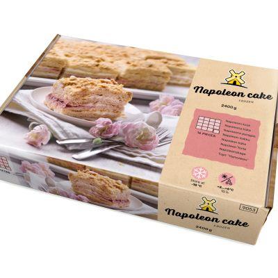 Napoleon cake 2400g 1597299762