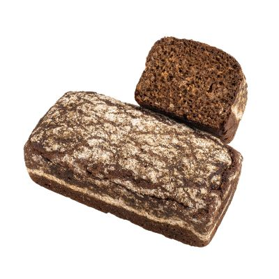 Bo rye bread without added yeast 410g white cut 1616487493