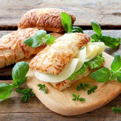 Cheese sandwich bun 50g small 1620231976