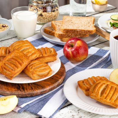 9792 mini apple pastry 35g breakfast 1621619747