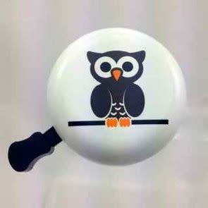 Bell57 cheeky owl midi bell
