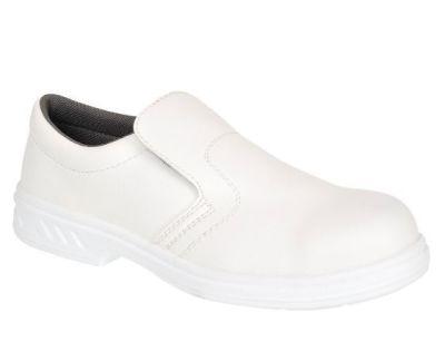 Cleanroom shoe