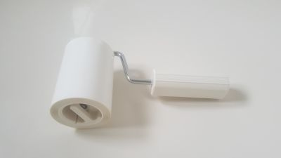 80mm roller with handle