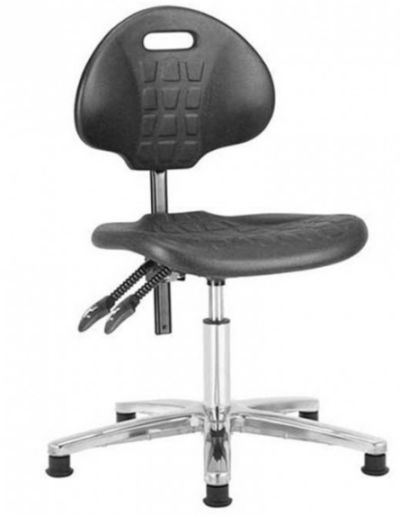Economy pu low chair