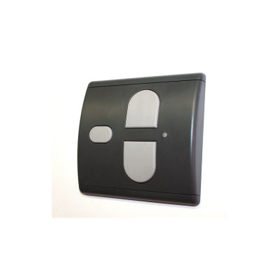 B2b wireless wall button