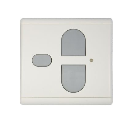 Wireless wall station sommer white