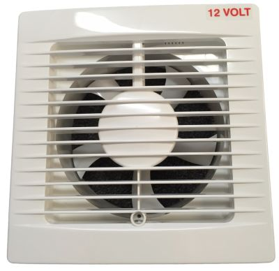12 volt fan