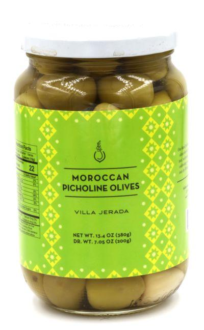 Moroccan picholine olives 1569093538