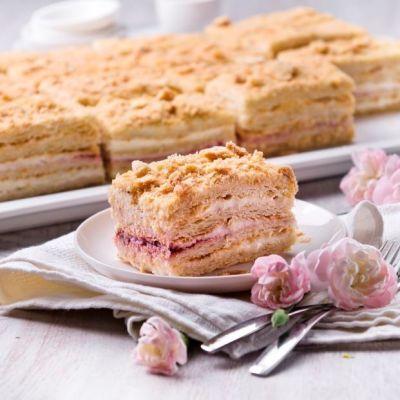 Napoleon cake 1582774011