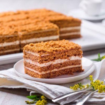 Honey cake 1582774013