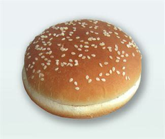 9914 hamburger bun with sesame 80g 4x15pcs 1582774046