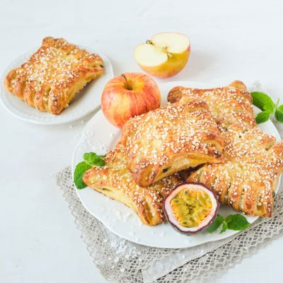 Passion frruit apple pastry 100g 1582775601