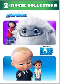 Abominable Boss Baby Dvd Universal Your Entertainment Source
