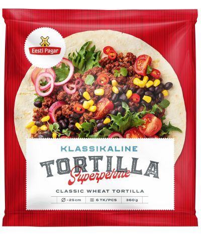 Tortilla klassikaline 360g 1600255475