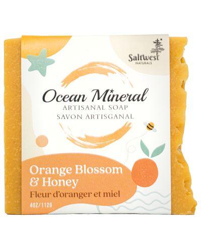 Orange blossom   honey soap 1602542988