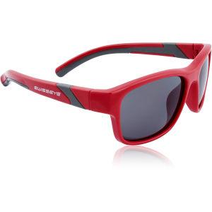 Se16653 rocker shiny red   grey