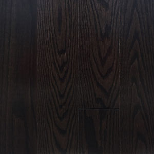 Ebony red oak