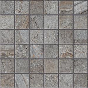 Utah granite mosaic 12x12